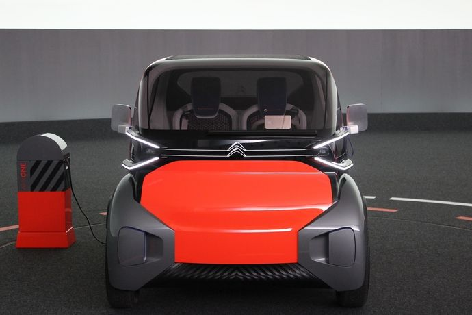 Photo Citroen Ami One Concept