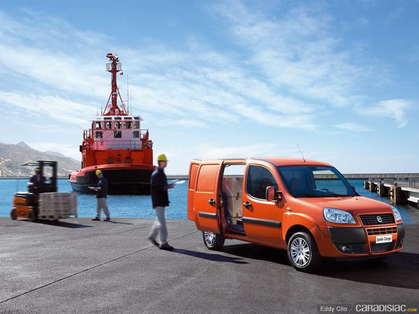 Photo Fiat Doblo Cargo 2