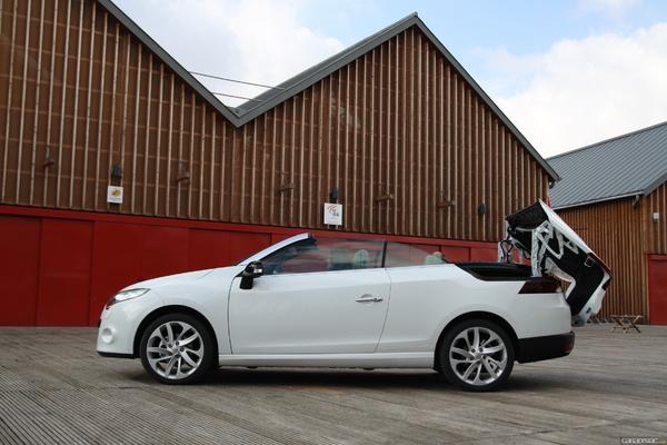 Photo Renault Megane 3 Coupe Cabriolet