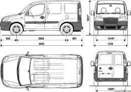 Dimensions du T4 likewise How To Read The Dashboard Lights 1370 together with Grille De Calandre Fiat additionally 475846 Minivan Dimensions also Volkswagen Transporter 2 5 2006 Specs And Images. on fiat scudo
