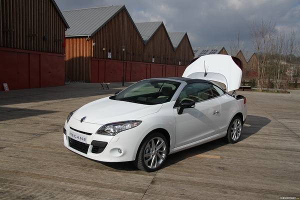 Photo Renault Megane 3 Coupe Cabriolet