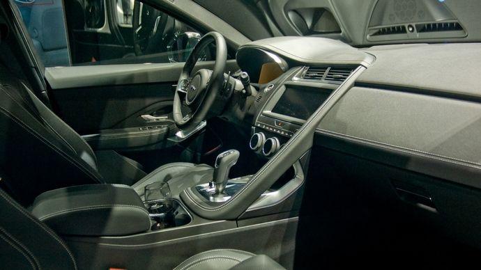 Photo Jaguar E-pace