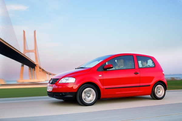 Photo Volkswagen Fox