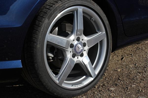 Photo Mercedes Classe Cls 2 Shooting Brake