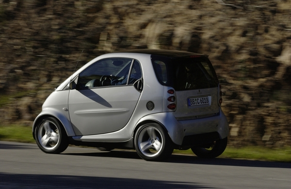Photo Smart Fortwo