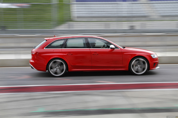 Photo Audi Rs4 (4e Generation) Avant