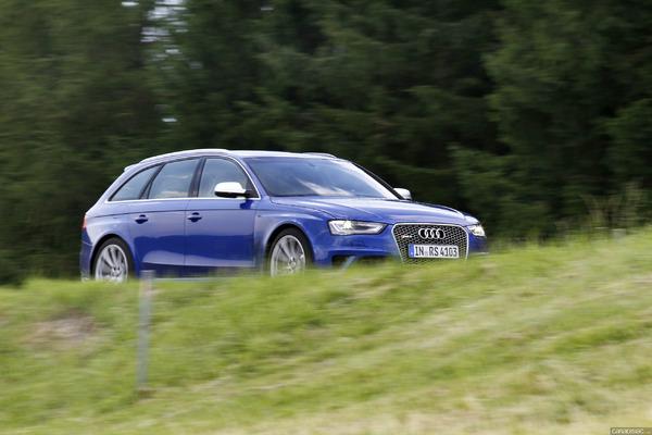 Photo Audi Rs4 (4e Generation) Avant