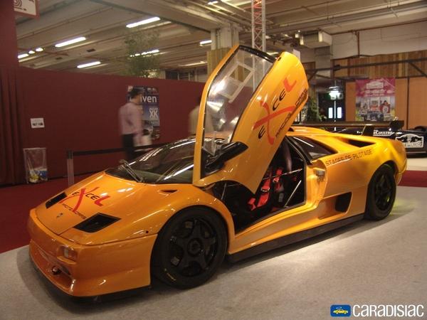 Photo Lamborghini Diablo