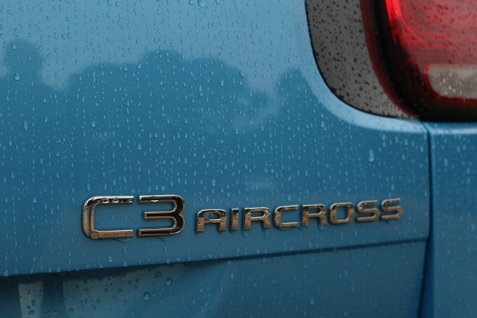 Photo Citroen C3 Aircross