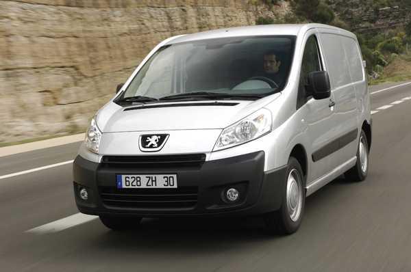 Photo Peugeot Expert 2 Fourgon