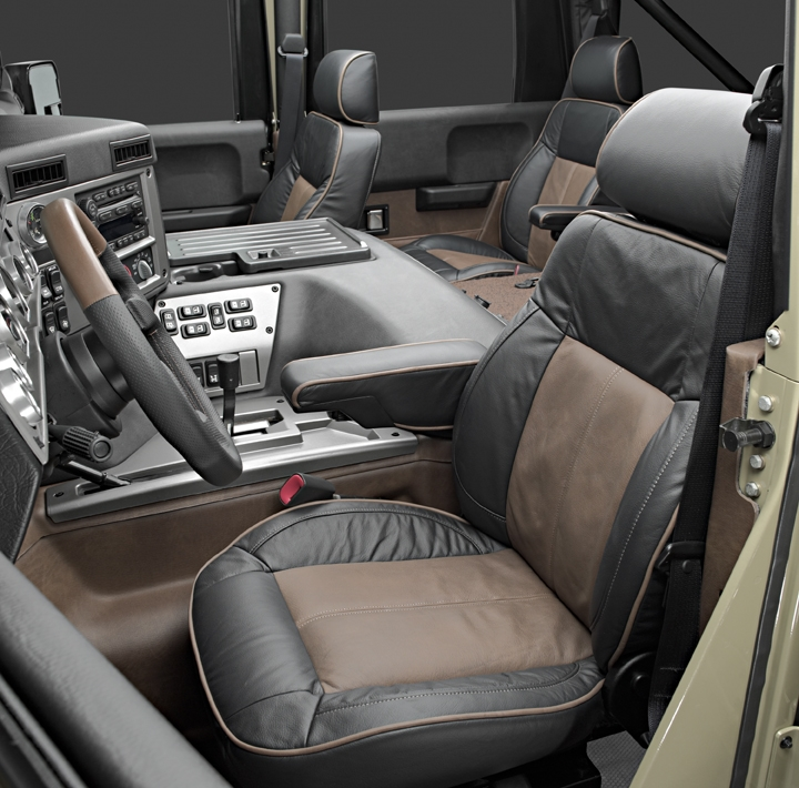 Photos hummer h1 for Interieur hummer