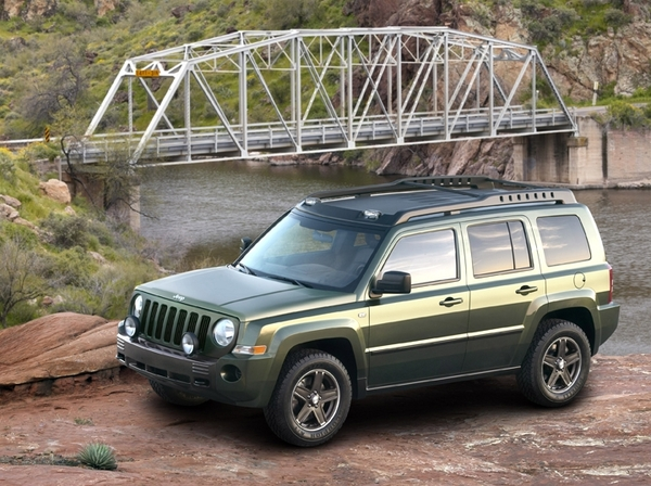 Photo Jeep Patriot