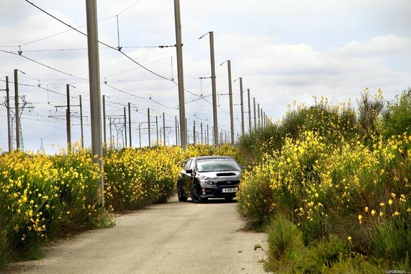 Photo Subaru Wrx Sti S 2