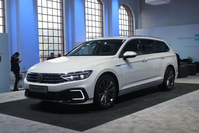 Photo Volkswagen Passat 8