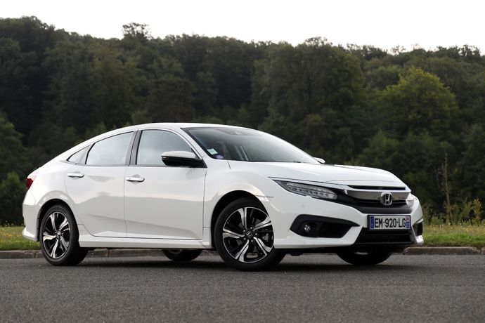 Photo Honda Civic 10