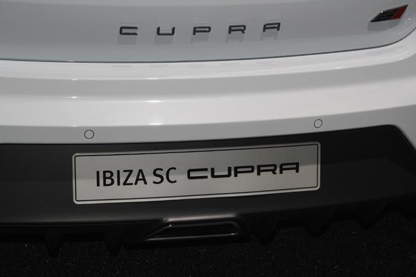 Photo Seat Ibiza 5 Sc Cupra