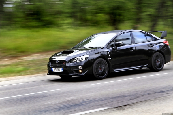 Photo Subaru Wrx Sti S 2