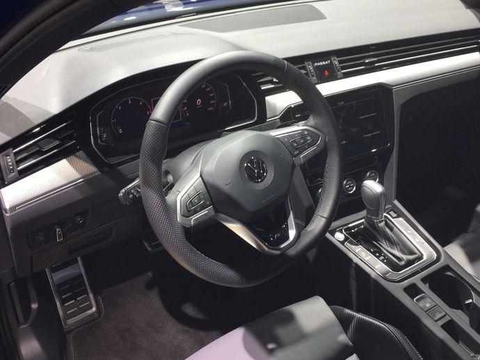 Photo Volkswagen Passat 8