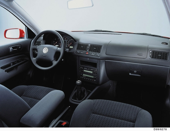 Photo Volkswagen Golf 4