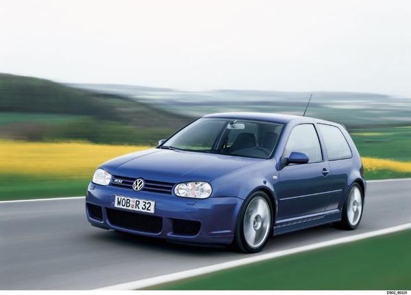 Photo Volkswagen Golf 4