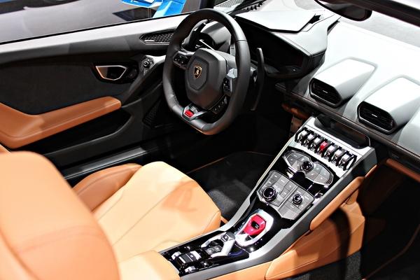 Photo Lamborghini Huracan Spyder