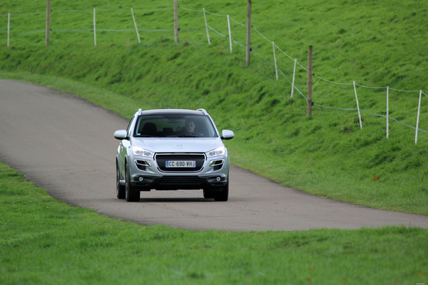 Photo Peugeot 4008