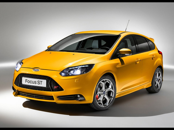 Photo Ford Focus 3 St
