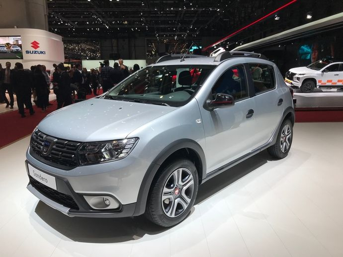 Photo Dacia Duster 2