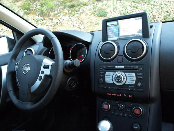 Photo Nissan Qashqai +2