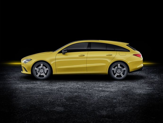 Photo Mercedes Cla 2 Shooting Brake