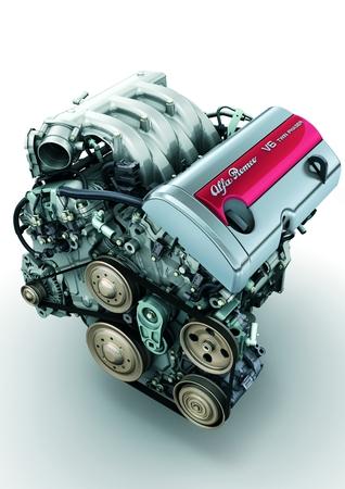 Alfa brera moteur