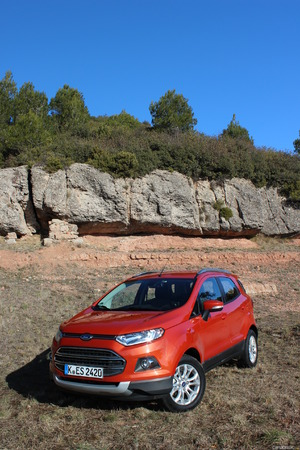 Photo Ford Ecosport