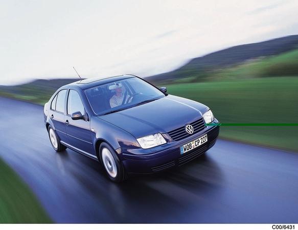 Photo Volkswagen Bora