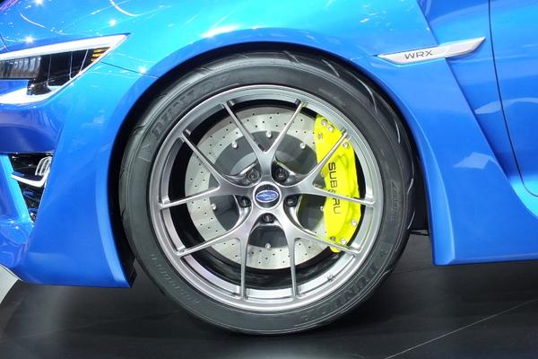 Photo Subaru Wrx Concept