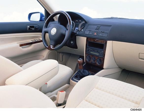 Photo Volkswagen Bora Break