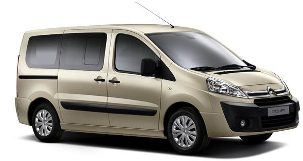 Photo Peugeot Expert 2 Minibus