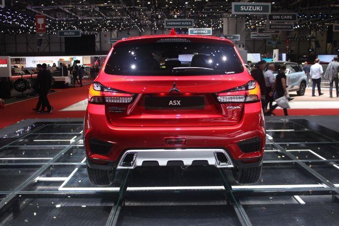 Photo Mitsubishi Asx