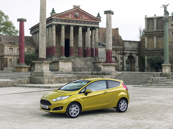 Photo Ford Fiesta 5