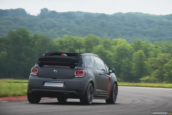 Photo Citroen Ds3 Cabrio Racing