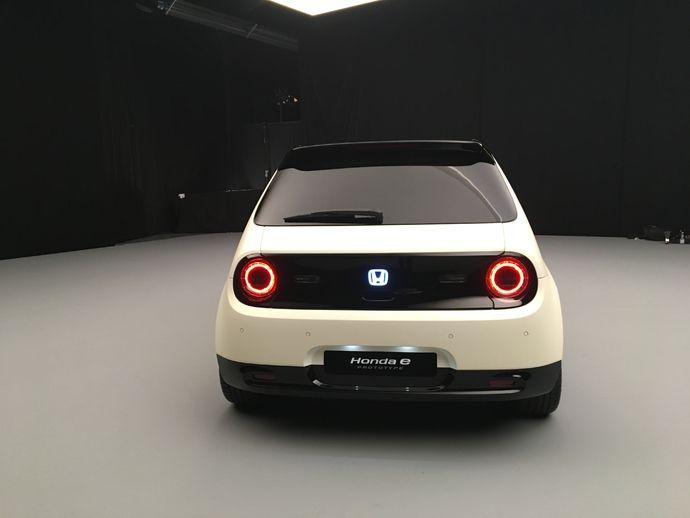 Photo Honda E-prototype Concept