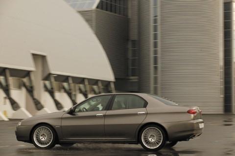 Photo Alfa Romeo 166