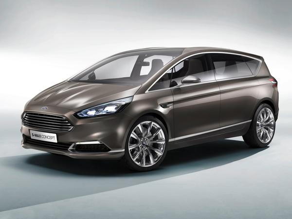 Photo Ford S-max Concept