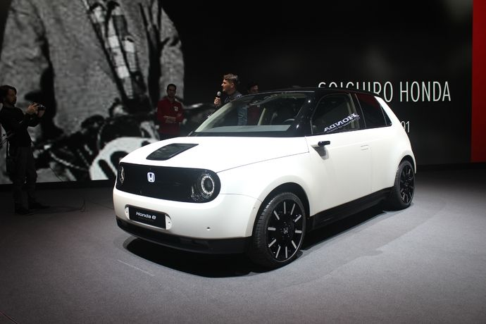 Photo Honda E-prototype Concept