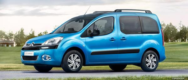 Photo Citroen Berlingo 2 Multispace