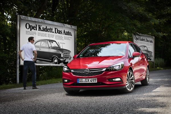 Photo Opel Astra 5