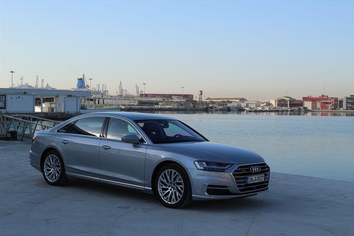 Photo Audi A8 (4e Generation)