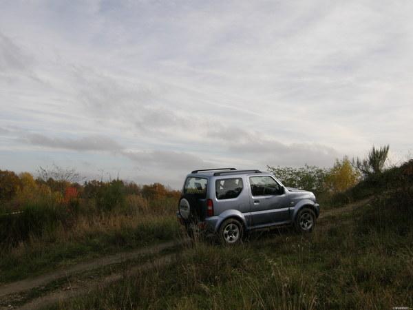 Photo Suzuki Jimny