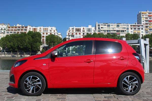 Photo Peugeot 108