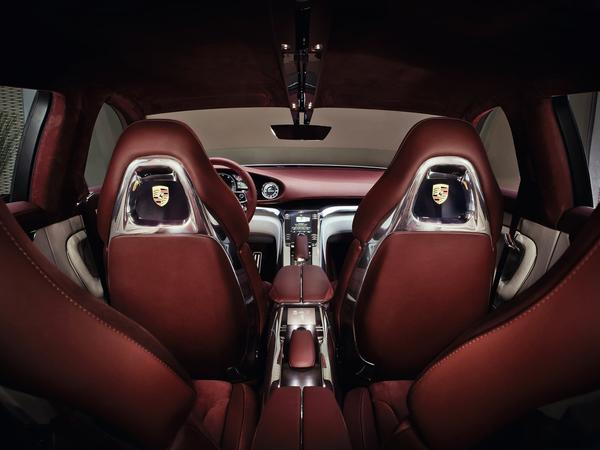 Photo Porsche Panamera Sport Turismo Concept