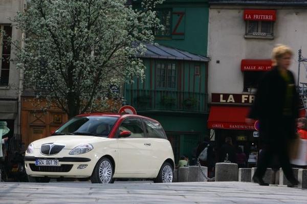 Photo Lancia Ypsilon 2